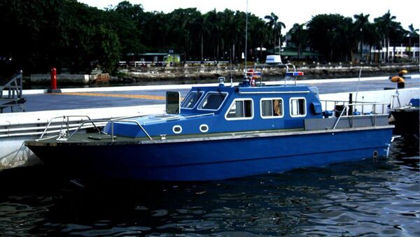 Trung Quốc tặng cho Philippines 4 thuyền nhỏ, loại thuyền dài 12 mét - Sputnik Việt Nam