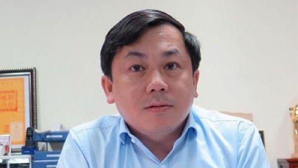 Cục trưởng Hoàng Hồng Giang - Sputnik Việt Nam