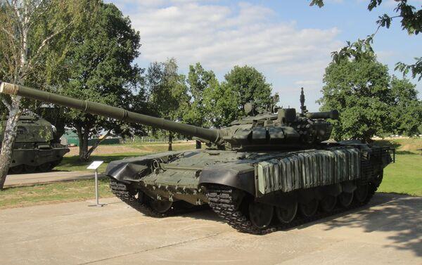 T-72B3 - Sputnik Việt Nam