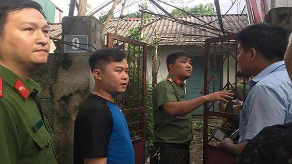 Cơ quan An ninh điều đang khám nhà ông Đỗ Mạnh Tuấn - Sputnik Việt Nam