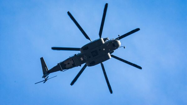 Máy bay trực thăng - Sputnik Việt Nam