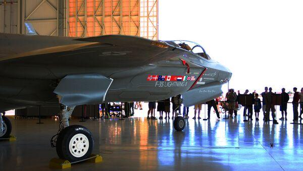 F-35 Lightning II - Sputnik Việt Nam