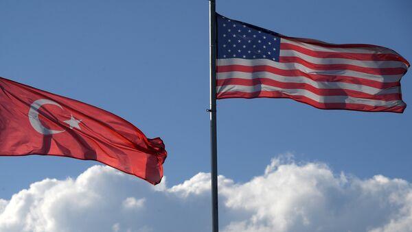 Thổ Nhĩ Kỳ và Mỹ - Sputnik Việt Nam