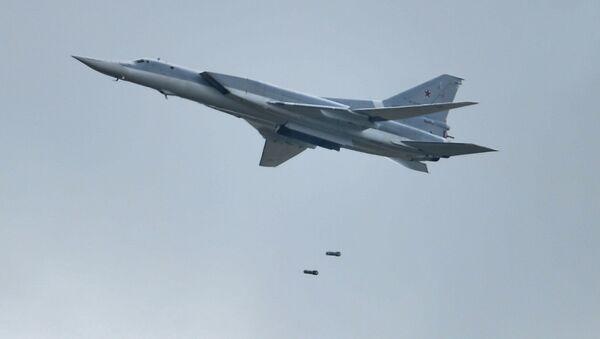 máy bay ném bom Tu-22M3M - Sputnik Việt Nam