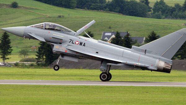 Eurofighter Typhoon - Sputnik Việt Nam
