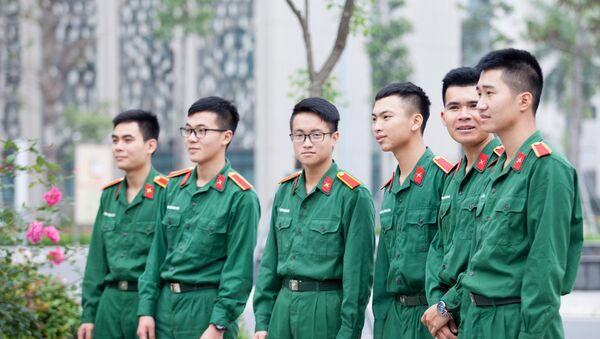 Học viện Kỹ thuật quân sự - Sputnik Việt Nam