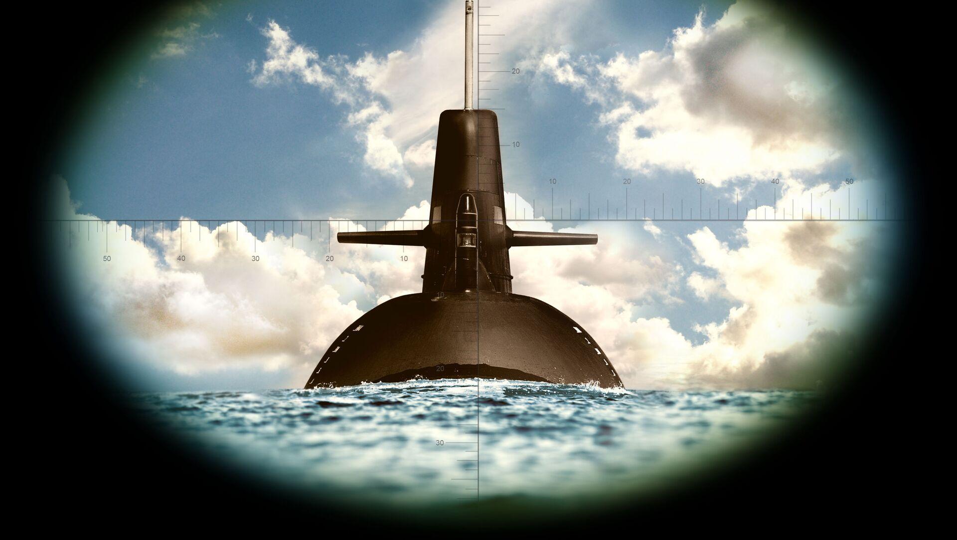 tàu ngầm  - Sputnik Việt Nam, 1920, 31.08.2021