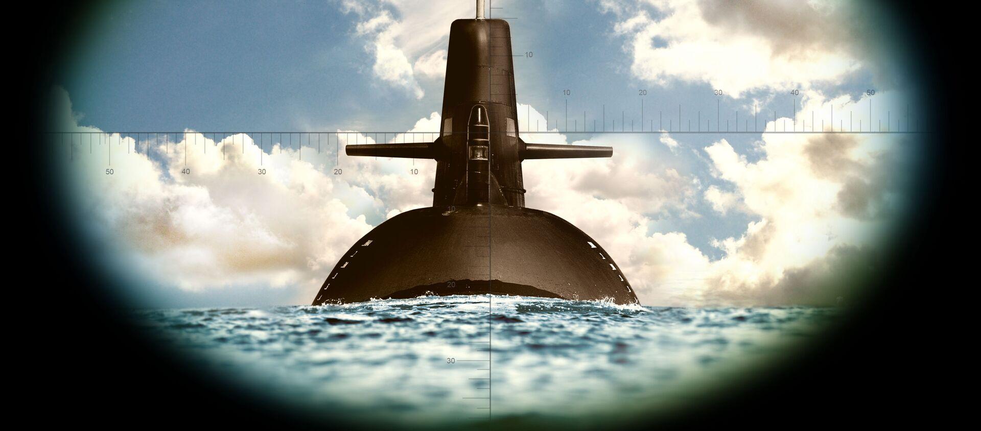 tàu ngầm  - Sputnik Việt Nam, 1920, 04.10.2019