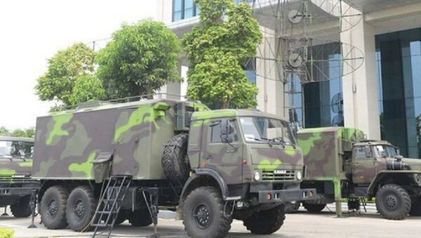 Các loại radar do Viettel chế tạo. - Sputnik Việt Nam