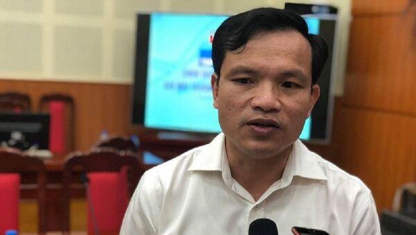 Phó giáo sư Mai Văn Trinh, Cục trưởng Cục Quản lý chất lượng (Bộ Giáo dục và Đào tạo) - Sputnik Việt Nam