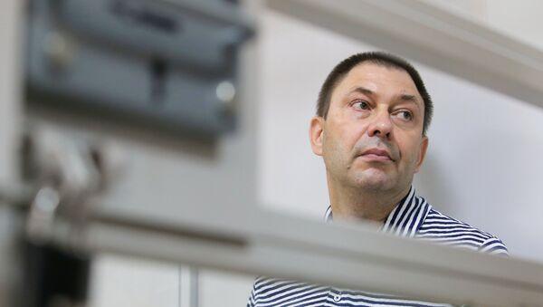 Kirill Vyshinski - Sputnik Việt Nam