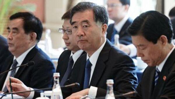 Phó Thủ tướng Uông Dương - Sputnik Việt Nam