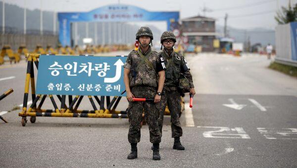 Quân đội Hàn Quốc cần sẵn sàng đáp trả sự khiêu khích của Bình Nhưỡng - Sputnik Việt Nam