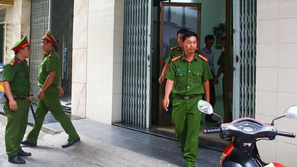 Khám xét nhà ông Nguyễn Công Lang, ngày 9-8 - Sputnik Việt Nam