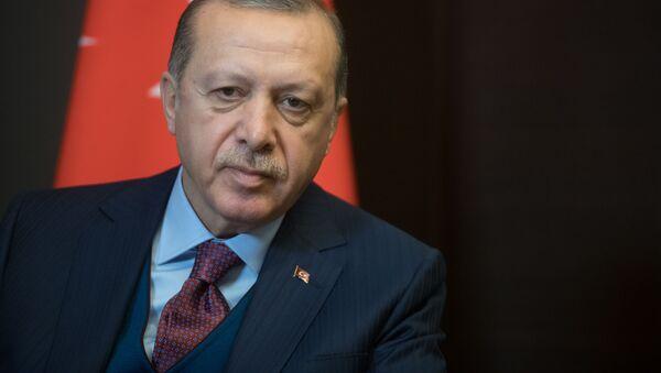 Recep Tayyip Erdogan - Sputnik Việt Nam