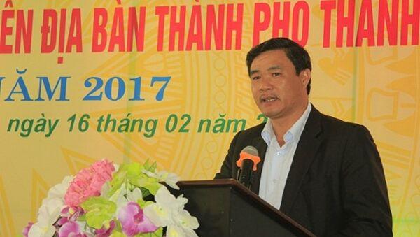 Ông Vũ Đức Nhiệm, Giám đốc Công ty TNHH Bình Minh - Sputnik Việt Nam