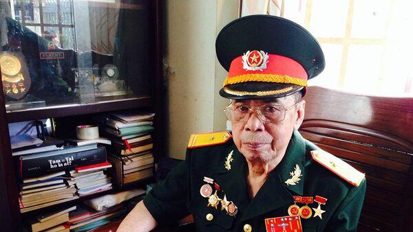 Thiếu tá tình báo Nguyễn Văn Thương - Sputnik Việt Nam
