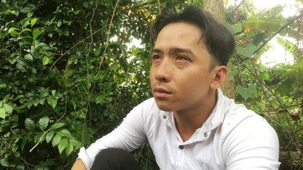 Anh Phan Minh Bằng chết lặng khi biết con gái, vợ cũ và mẹ vợ cũ bị sát hại - Sputnik Việt Nam