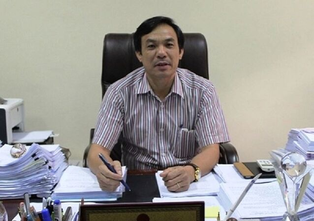 Ông Vũ Đức Kính - Phó chủ tịch UBND TP. Thanh Hóa