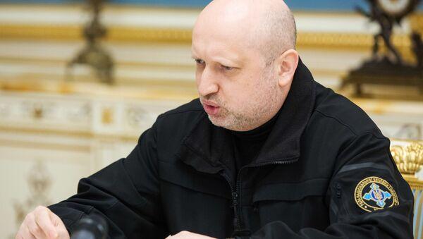 Aleksandr Turchinov - Sputnik Việt Nam