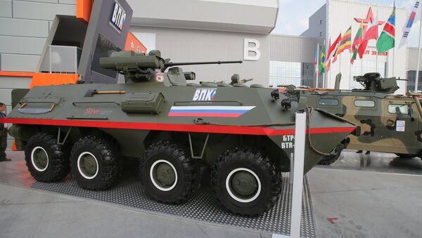 Xe bọc thép BTR-87 - Sputnik Việt Nam