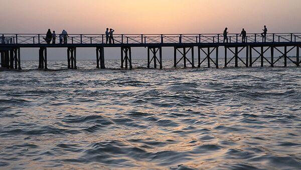 Biển Caspi - Sputnik Việt Nam