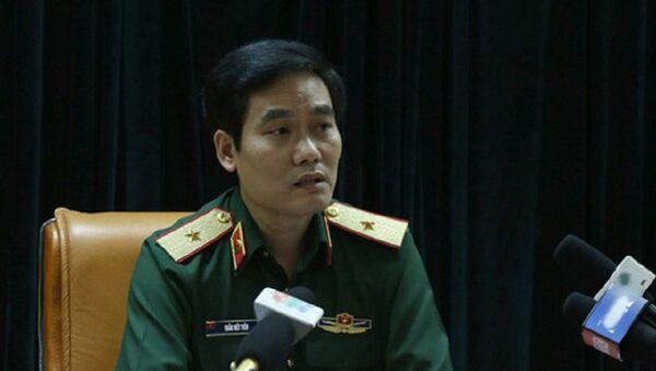 Thiếu tướng Trần Viết Tiến, Giám đốc Bệnh viện Quân y 103 - Sputnik Việt Nam