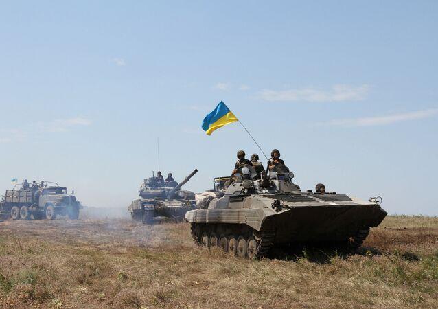 Quân nhân Ukraina