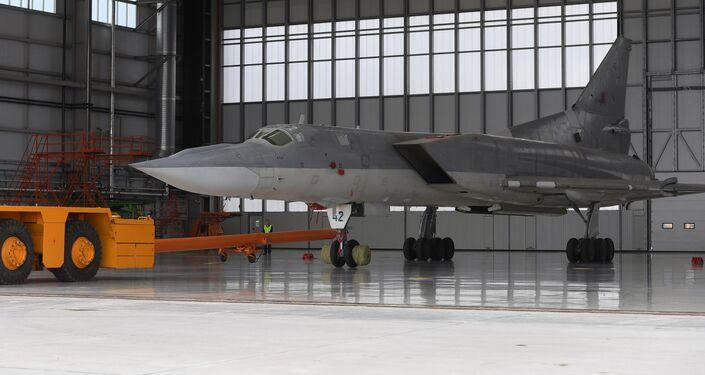 Lễ ra mắt (thử nghiệm mặt đất và bay thử) chiếc Tu-22M3M nâng cấp đầu tiên ở Kazan