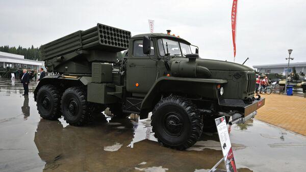 Hệ thống Tornado-G - Sputnik Việt Nam