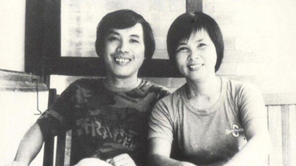 Lưu Quang Vũ và Xuân Quỳnh - Sputnik Việt Nam
