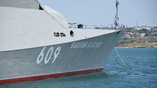 Tàu tên lửa Vyshny Volochok - Sputnik Việt Nam