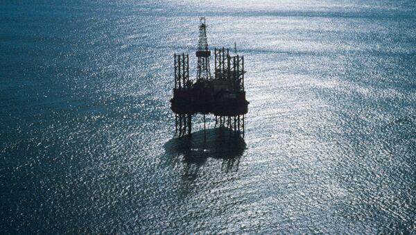 Giàn khoan dầu - Sputnik Việt Nam