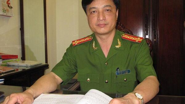 Thiếu tướng Nguyễn Duy Ngọc - Sputnik Việt Nam