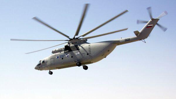 Mi-26T2 - Sputnik Việt Nam