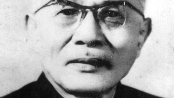 Chủ tịch Tôn Đức Thắng. - Sputnik Việt Nam