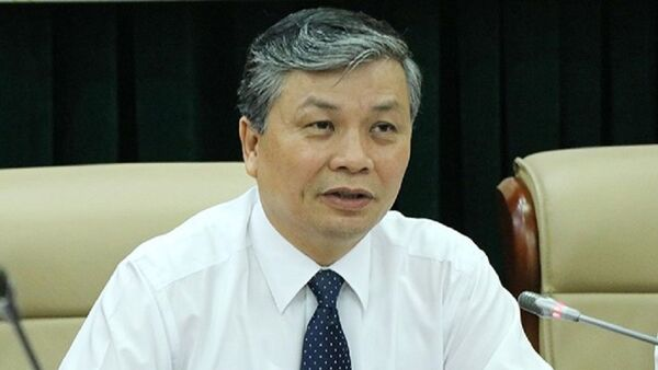 Thứ trưởng Bộ Nội vụ Nguyễn Trọng Thừa - Sputnik Việt Nam