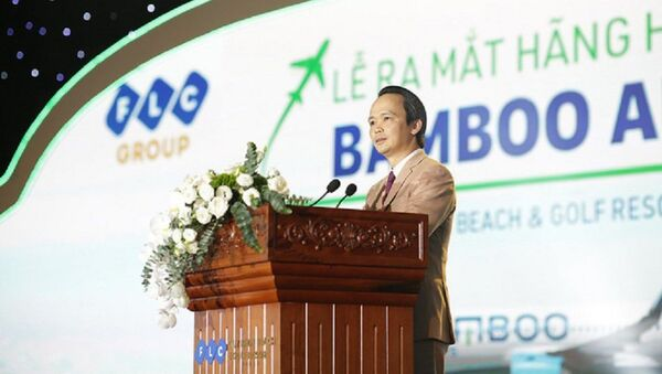 Đại gia Trịnh Văn Quyết - Sputnik Việt Nam
