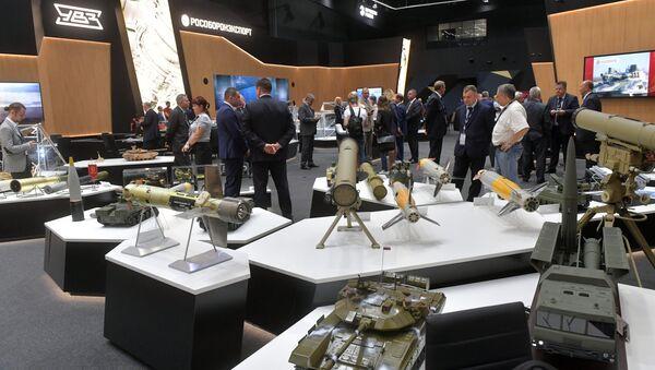 Diễn đàn quân sự-kỹ thuật quốc tế thường niên Quân đội 2018 - Sputnik Việt Nam
