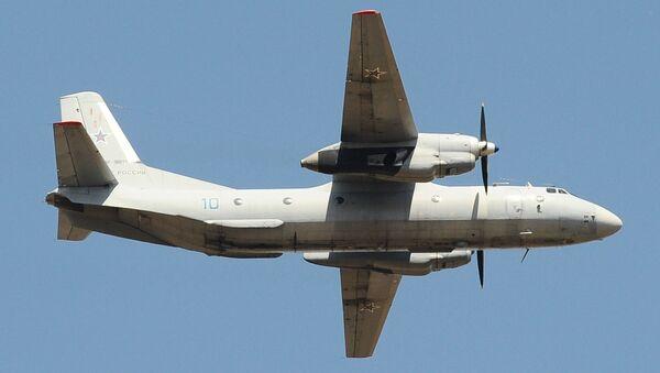 Máy bay vận tải quân sự An-26 - Sputnik Việt Nam