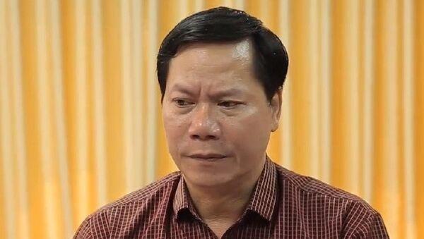 Ông Trương Quý Dương, nguyên Giám đốc Bệnh viện đa khoa tỉnh Hòa Bình. - Sputnik Việt Nam