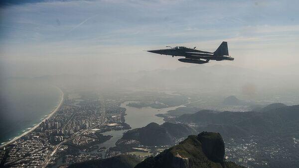 Chiếc máy bay chiến đấu F5  - Sputnik Việt Nam