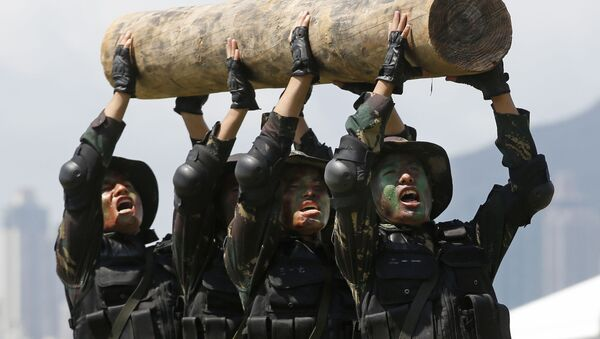 Quân đội Giải phóng Nhân dân Trung Quốc - Sputnik Việt Nam