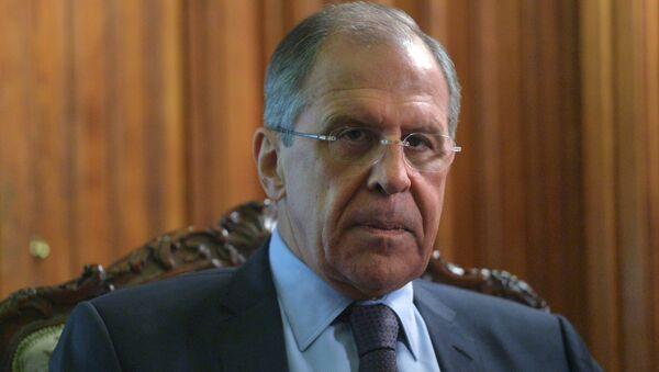 Sergei Lavrov - Sputnik Việt Nam