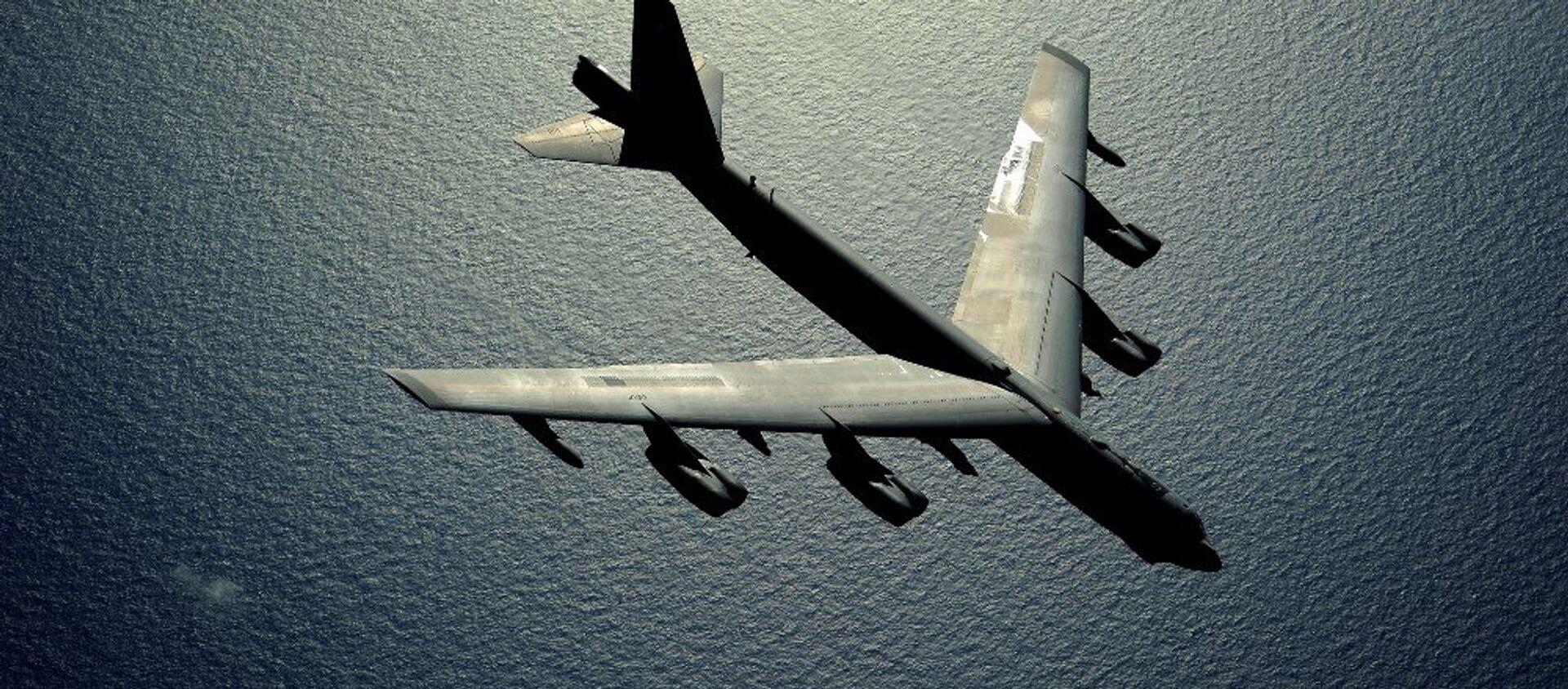 Máy bay ném bom B-52  - Sputnik Việt Nam, 1920, 28.05.2021
