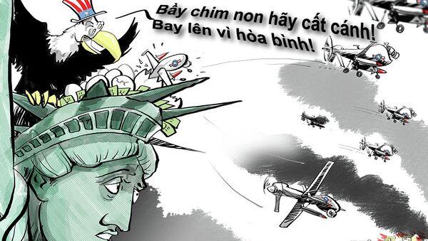 Tự do và công bằng cho tất cả - Sputnik Việt Nam