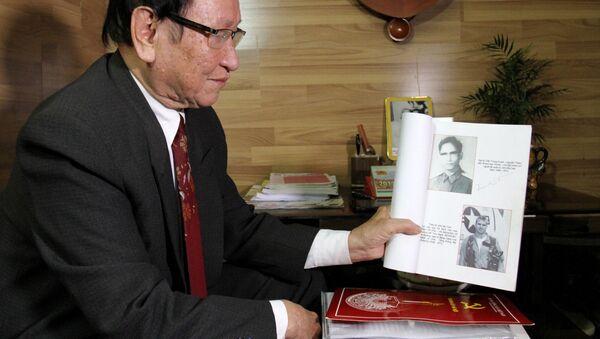 Đại tá Trần Trọng Duyệt, cựu Trại trưởng nhà tù Hỏa Lò - Sputnik Việt Nam