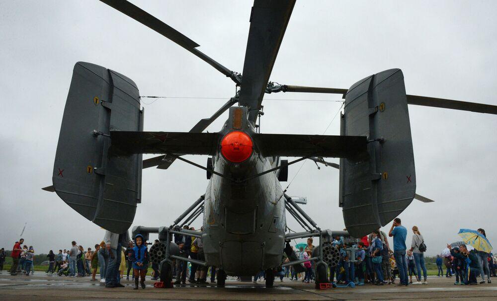 """Máy bay trực thăng Ка-29 tại triển lãm thiết bị quân sự hàng không và phòng không trong khuôn khổ diễn đàn kỹ thuật quân sự quốc tế lần thứ Tư """"Quân đội-2018"""""""
