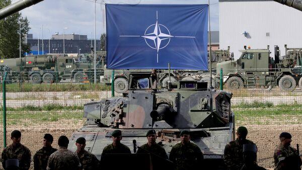 Binh lính NATO tại Estonia - Sputnik Việt Nam