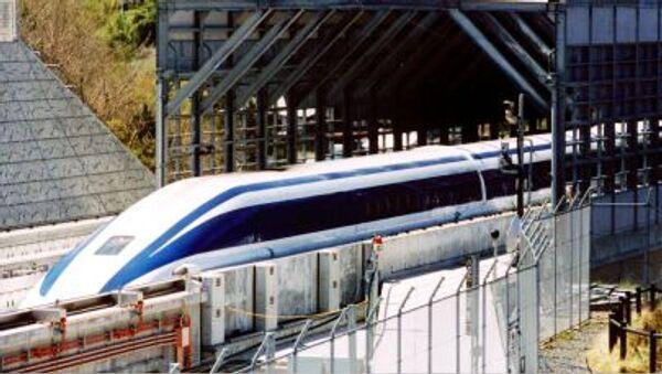 Đường sắt tốc độ Nhật Bản - Sputnik Việt Nam